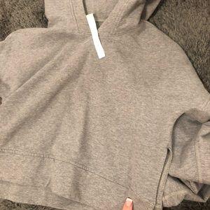 Cropped Lululemon jacket